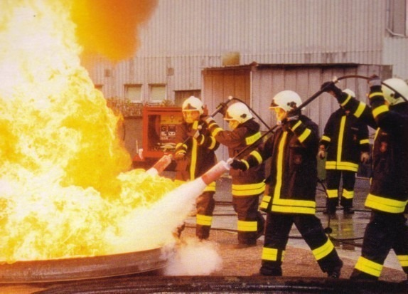 Formation incendie théorique et pratique à l'évacuation