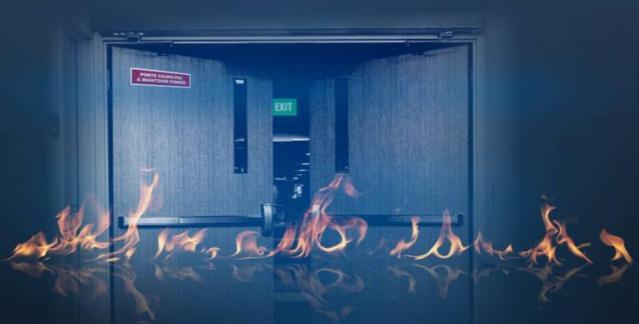 installer un pare flamme est aujourdhui impratif le bloc porte coupe feu vous protgera en cas