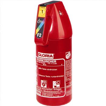 Extincteur à poudre GLORIA F2GM