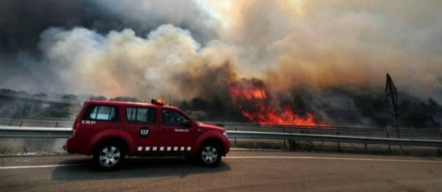 Les incendies toujours hors de contrôle en Espagne