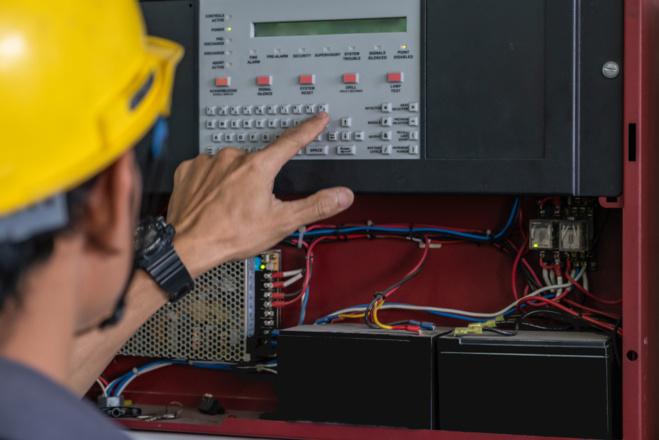 Installation et maintenance de vos systèmes d'alarme incendie LYON