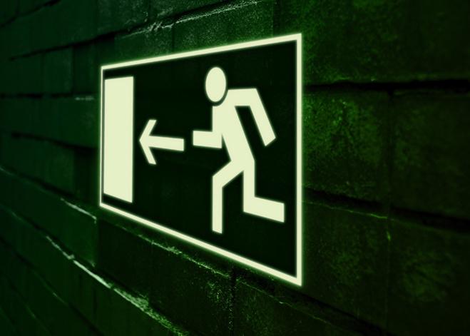 L' éclairage local est important pour stimuler le photoluminescent