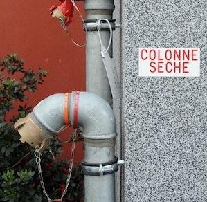 AGRÉMENT DES  COLONNES SÈCHES