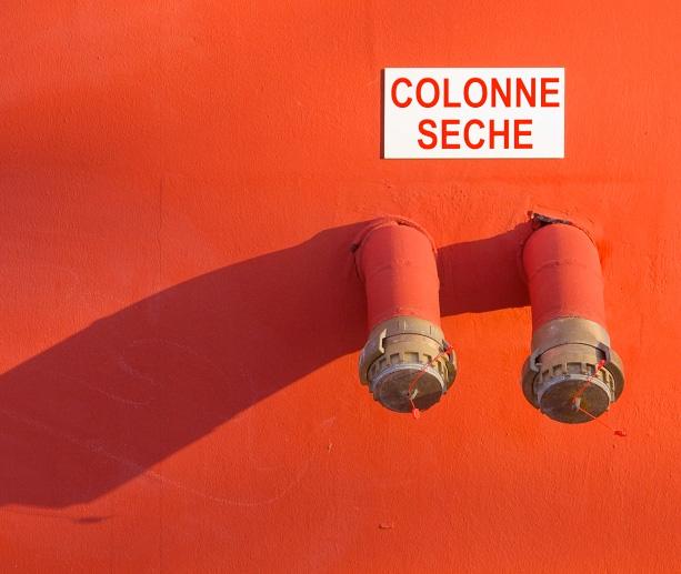 D3i vérifie et réceptionne vos colonnes sèches en Rhône-Alpes