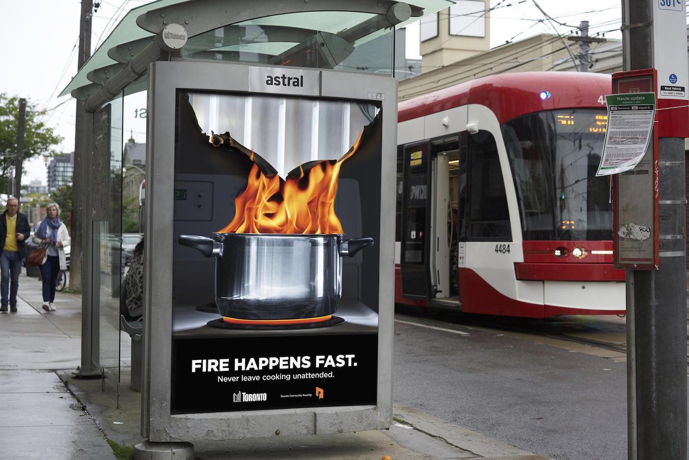 Attention aux incendies domestiques !