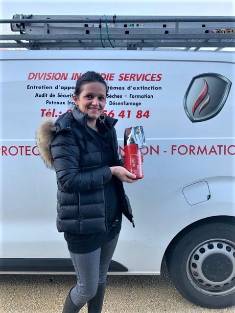 D3i spécialiste de la protection incendie sur Brignais et Lyon vous récompense !