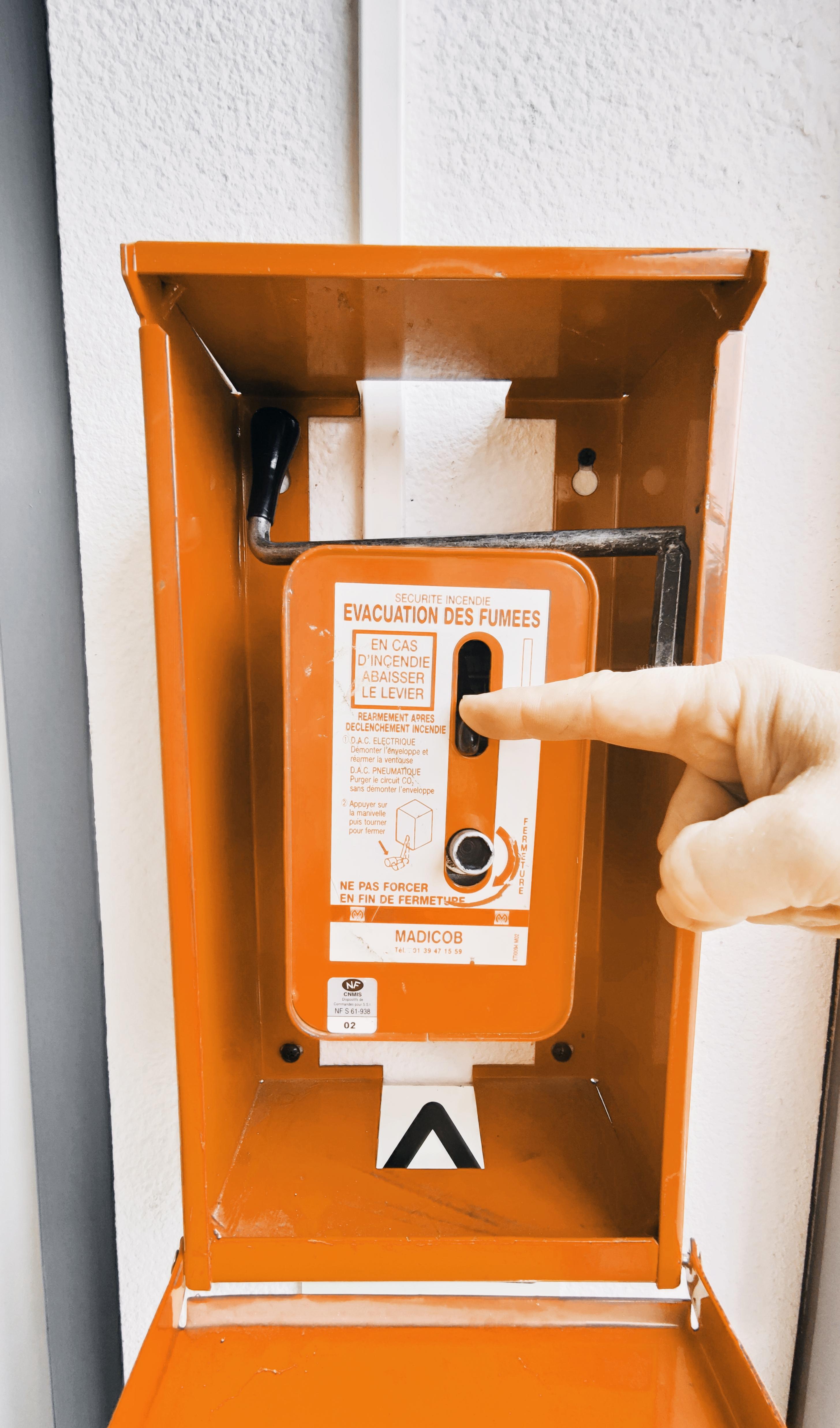 A quoi servent les systèmes de désenfumage incendie ?