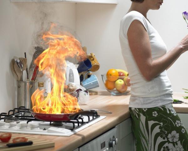 Incendies, attention aux brûlures !