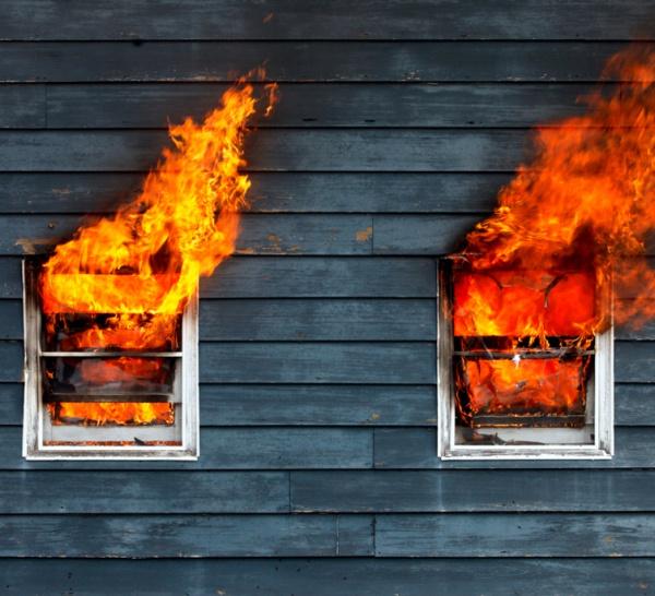 Les dangers du feu