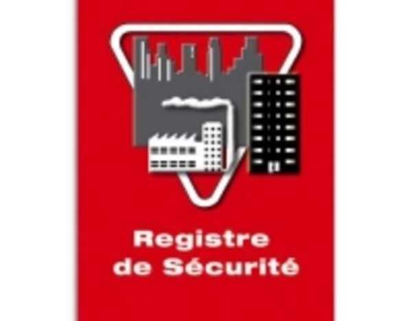 REGISTRE DE SECURITE