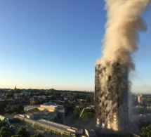Désastre de la Grenfell Tower à Londres